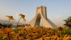the Azadi (Freedom) Tower in Tehran