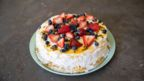 Pavlova is a meringue-based dessert named after the Russian ballerina Anna Pavlova