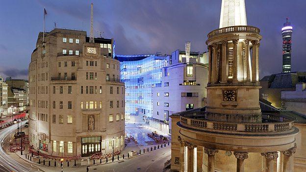 BBC organisation