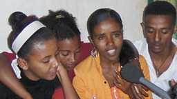 Talking about sexual health in Ethiopia