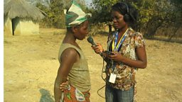 Supporting Zambia's community radio to improve local services
