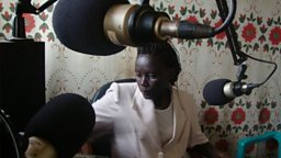 Training journalists in South Sudan