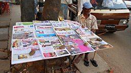 Research summary: Exploring the Burmese media