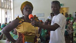 Tok Bot Salone: Encouraging debate in Sierra Leone