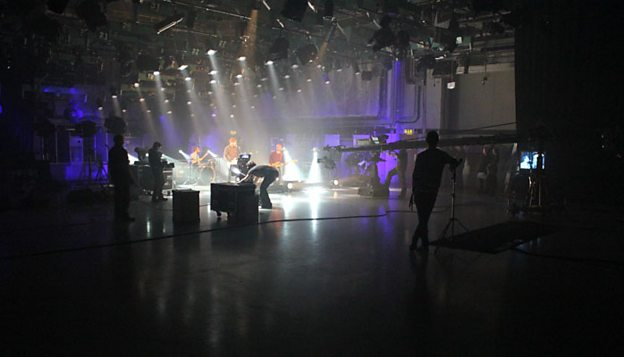 BBC Northern Ireland Studio A