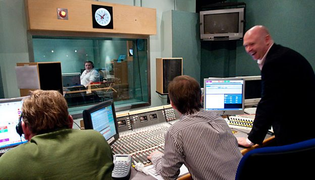 BBCNI Studio 5