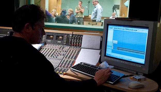BBCNI Studio 3