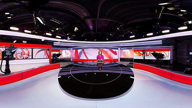 BBC World News: Studio C