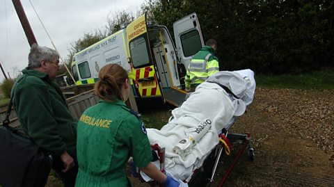 First Aid and Welfare on Location