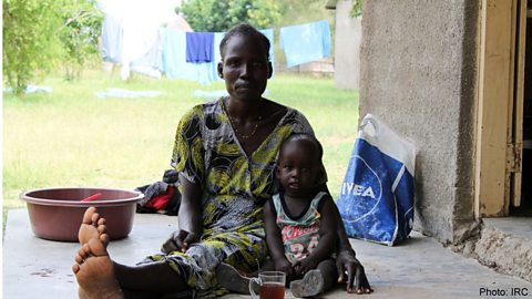 A home for health discussion in South Sudan