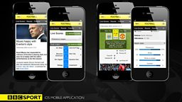 The BBC launches sports mobile app for international audiences