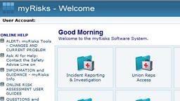 myRisks Tools