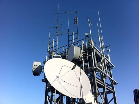 Radio OB facilities