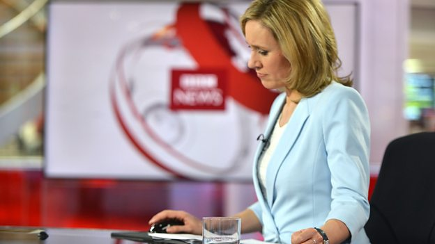 Sophie Raworth, Presenter of News at One