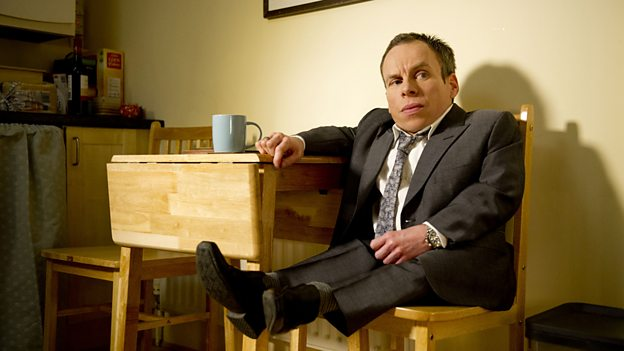 Warwick Davis stars in Life's Too Short