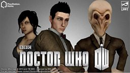 Sony DADC New Media Solutions and BBC Worldwide Bring Doctor Who to PlayStation®Home