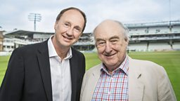 The Ashes: Test Match Special