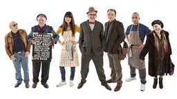 Count Arthur Strong to return for second series to BBC One