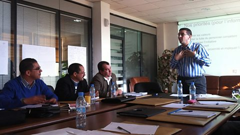 Research summary: Supporting Radio Algeria's transition to Public Service Broadcasting