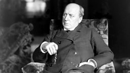 Love Henry James launches on BBC Radio 4