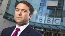 BBC announces development of new weekday international news programme across Radio, TV and Online