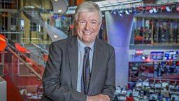 Tony Hall - BBC Arts launch