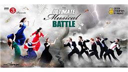 Radio 3 presents ultimate musical battle for BBC Children in Need