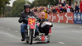 James May's Toy Stories: The Motorcycle Diaries