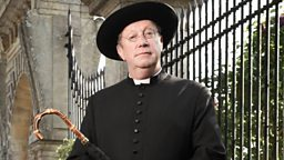 BBC's Father Brown rides again for third series