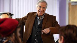 Henry Winkler's Hank Zipzer launches on CBBC