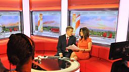 BBC Breakfast is live from Salford