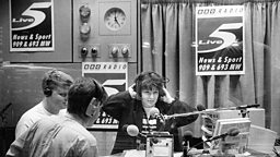 BBC Archives makes BBC Radio 5 Live archive available for the station's 20th anniversary
