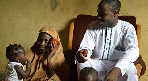Stories of change: Yahaya and Salamatu, Nigeria