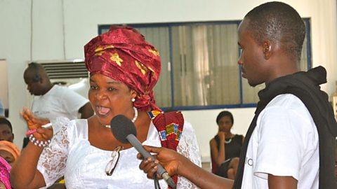 Stories of change: Oluchi Atu, Nigeria