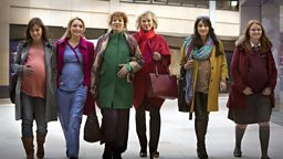 Kay Mellor's In the Club recommissioned for second series on BBC One