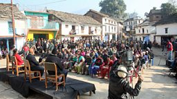Building the abilities of partners in Nepal