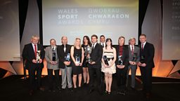 BBC Cymru Wales and Sport Wales launch Wales Sport Awards 2014