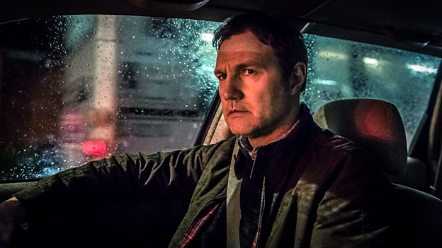 The Driver - Danny Brocklehurst blogs
