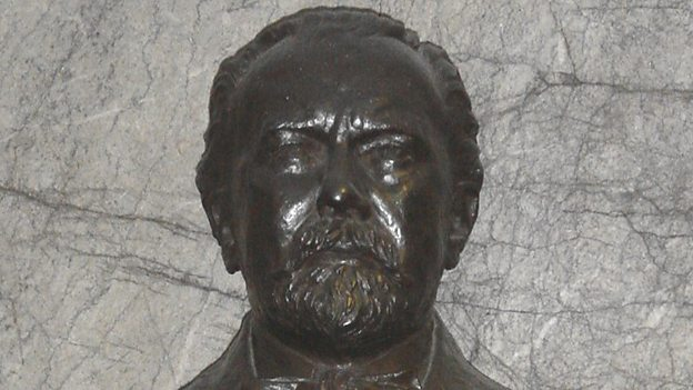 Bust of Henry Wood
