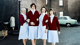 As filming wraps on Call the Midwife series four, BBC announce commission of series five