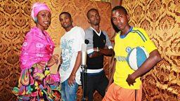 Inspiring young people through radio drama