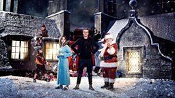 Christmas 2014 on BBC TV
