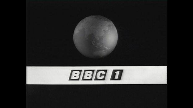 BBC 1 1968-1969, 'Floating globe'