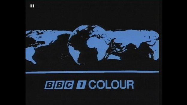 BBC 1 Colour 1969-1972, 'Mirror Globe'