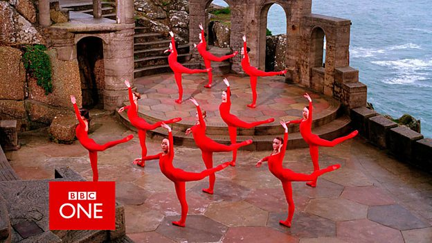 BBC One 2002-2006, 'Rhythm and Movement'