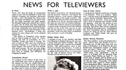 April 2, 1937 - News For Televiewers
