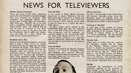 May 21, 1937 - News For Televiewers