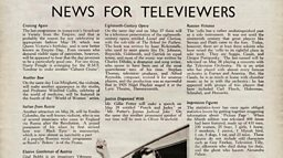 May 14, 1937 - News For Televiewers