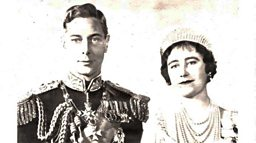 May 7, 1937 - Their Majesties King George VI and Queen Elizabeth