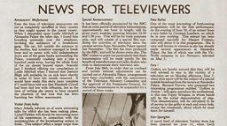 May 28, 1937 - Margot Fonteyn